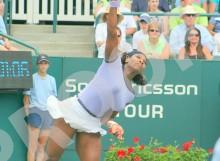 Tennis Wide Shot