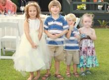 Wedding Kids Photography